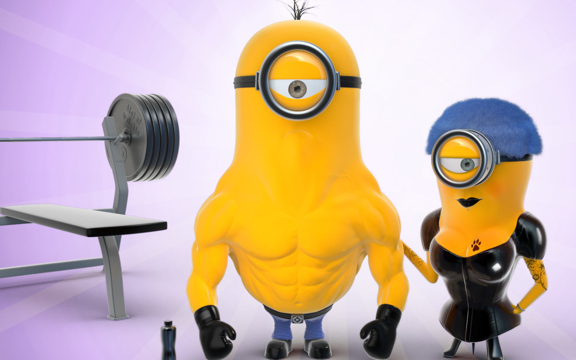 Funny Cute Minions Hd Wallpapers Hd Wallpapers Gifs 1920x1200