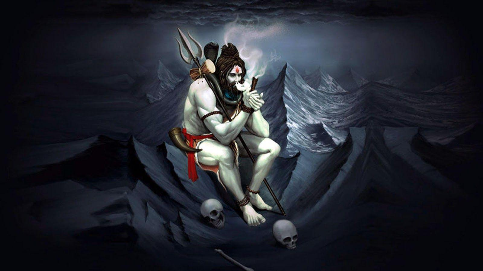 Lord Shiva D Wallpapers Wallpaper