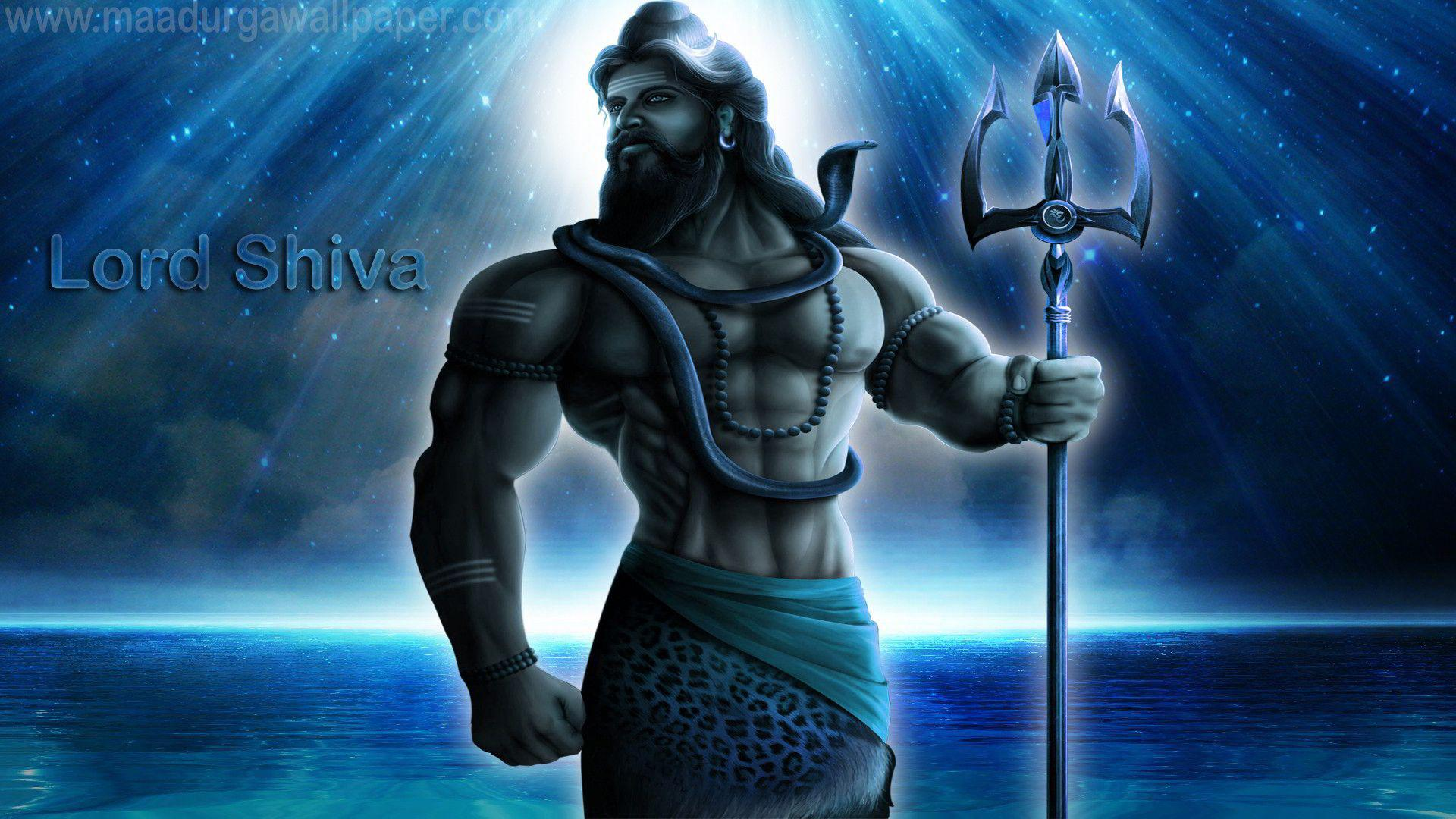 Lord Shiva Hd Wallpapers For Desktop Wallpapers