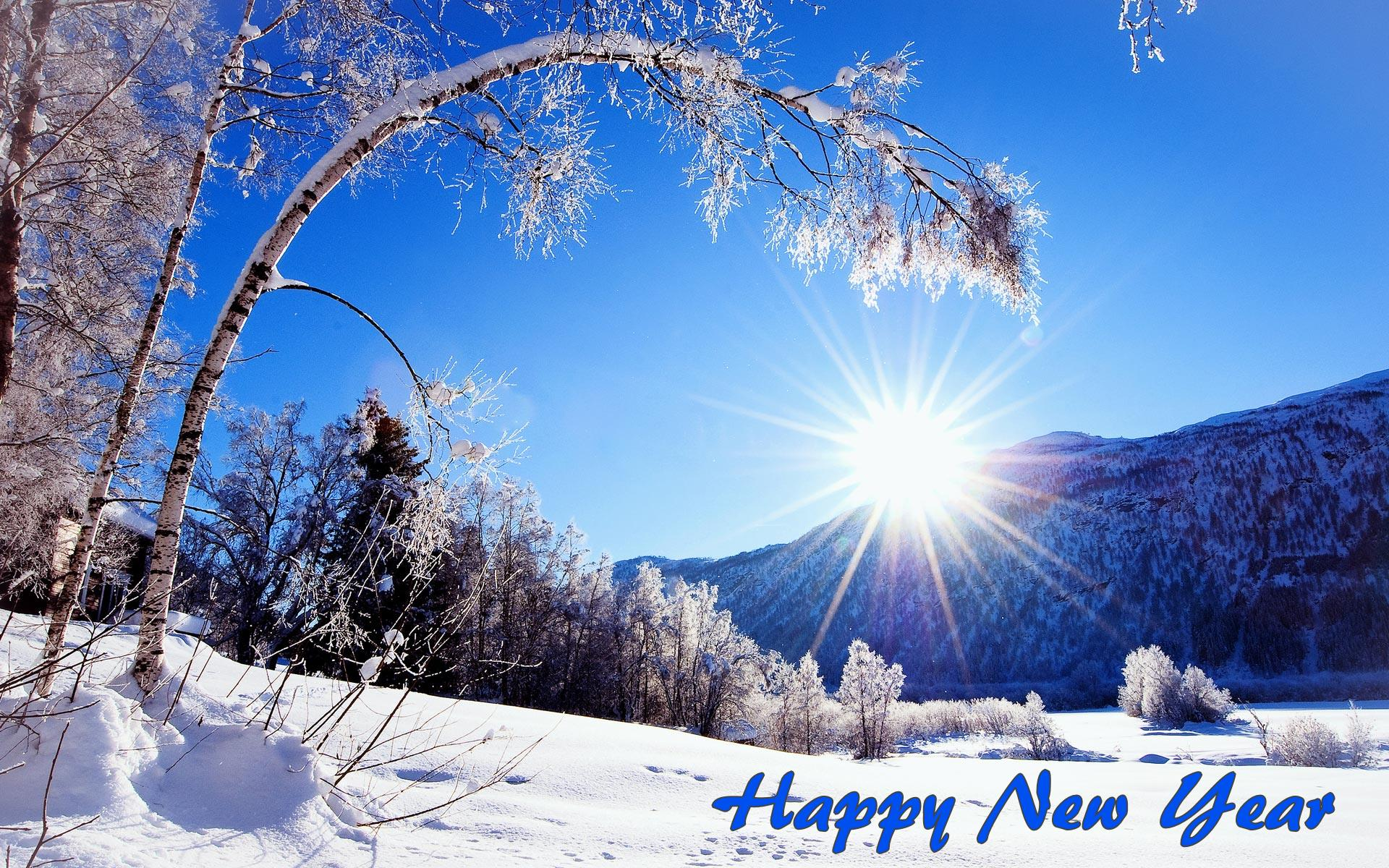 Top } Happy New Year  HD Wallpaper  Happy New Year  1920x1200