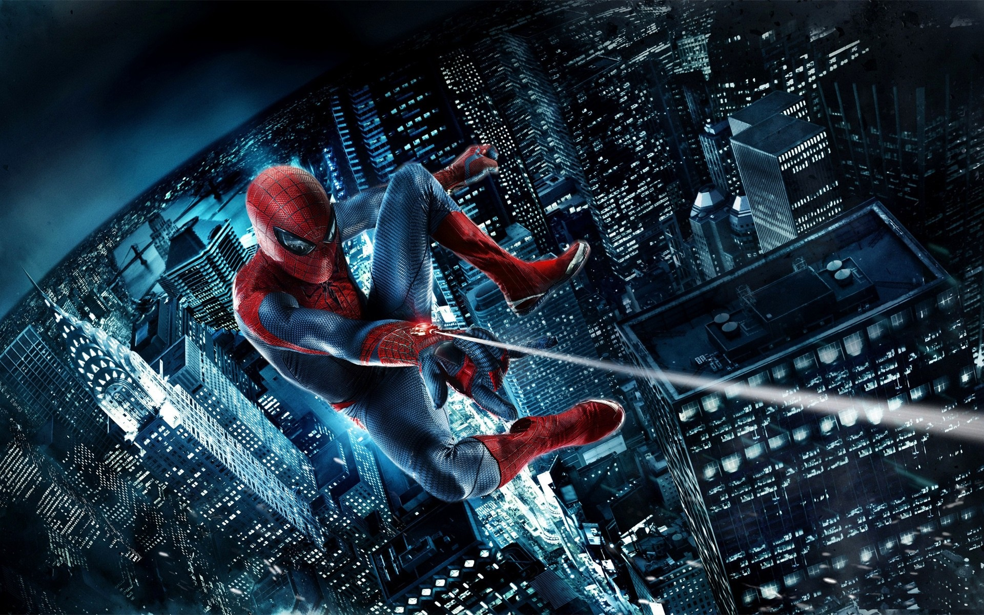 SpiderMan Shattered Dimensions HD Desktop Wallpaper Widescreen 1920x1200