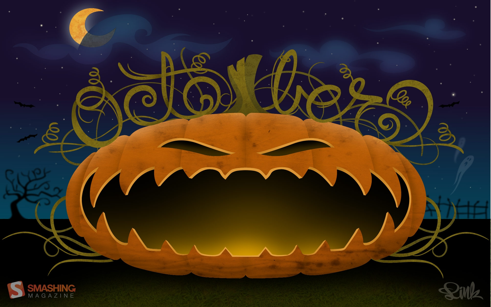 Bing Halloween Backgrounds  Free Halloween Animated Wallpaper 1920x1200