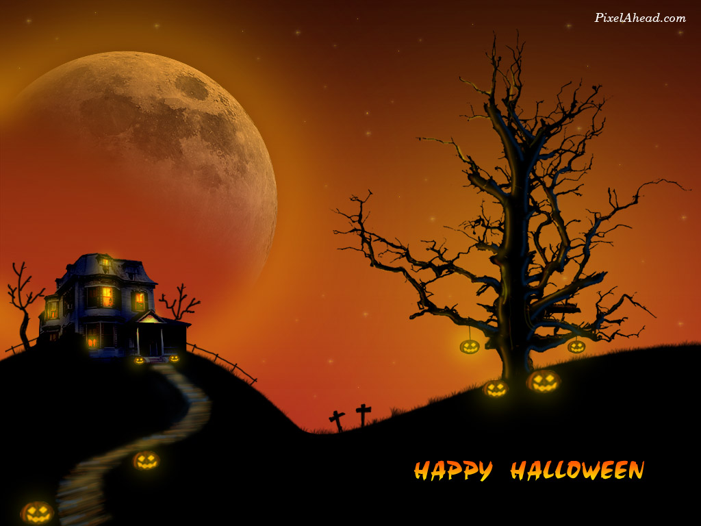 Halloween Live Wallpaper Free Download  Halloween Live Wallpaper 1024x768