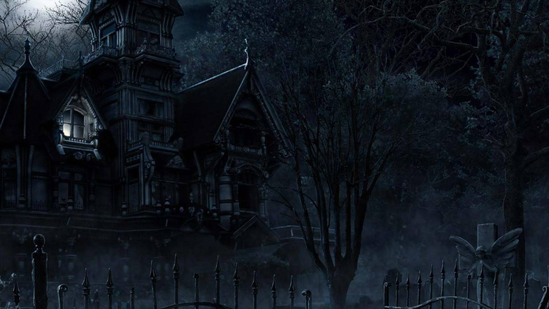 Halloween Wallpapers Widescreen Myomlife Halloween Backgrounds ...