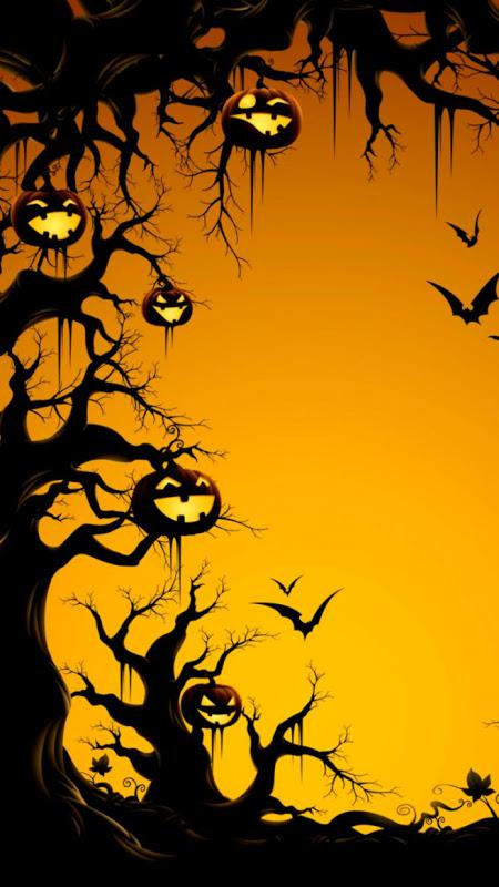 Free Halloween Live Wallpapers For