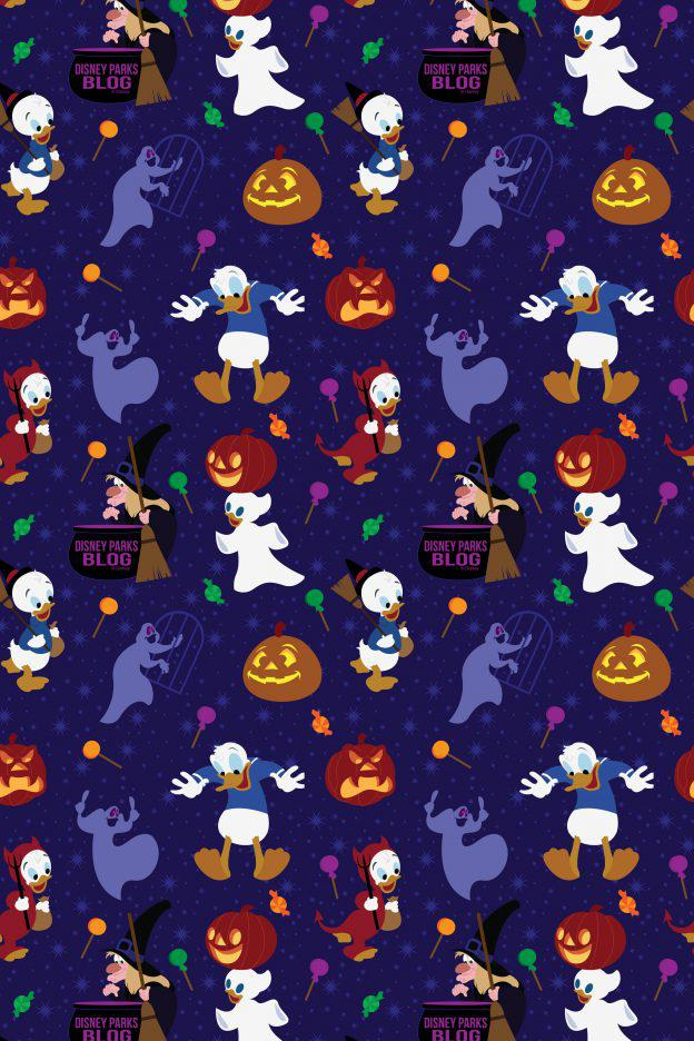 Android halloween wallpaper SF
