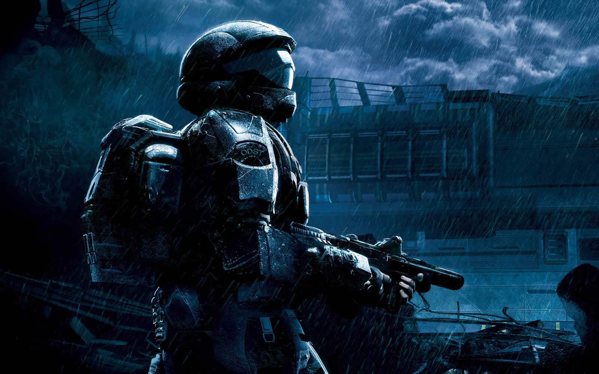 Halo  Desktop Backgrounds   1920x1200