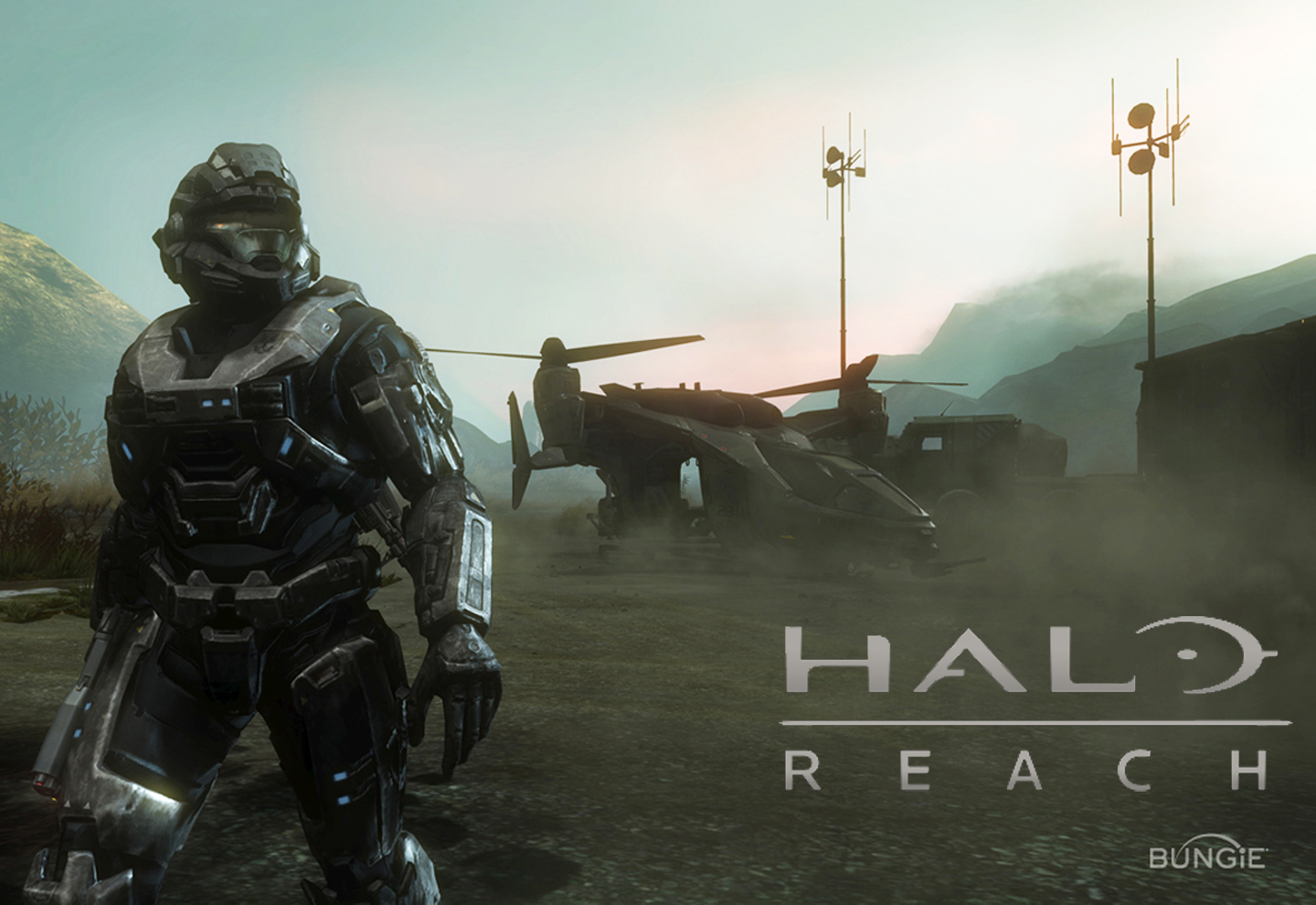 Halo Reach Wallpapers Group  1440x990