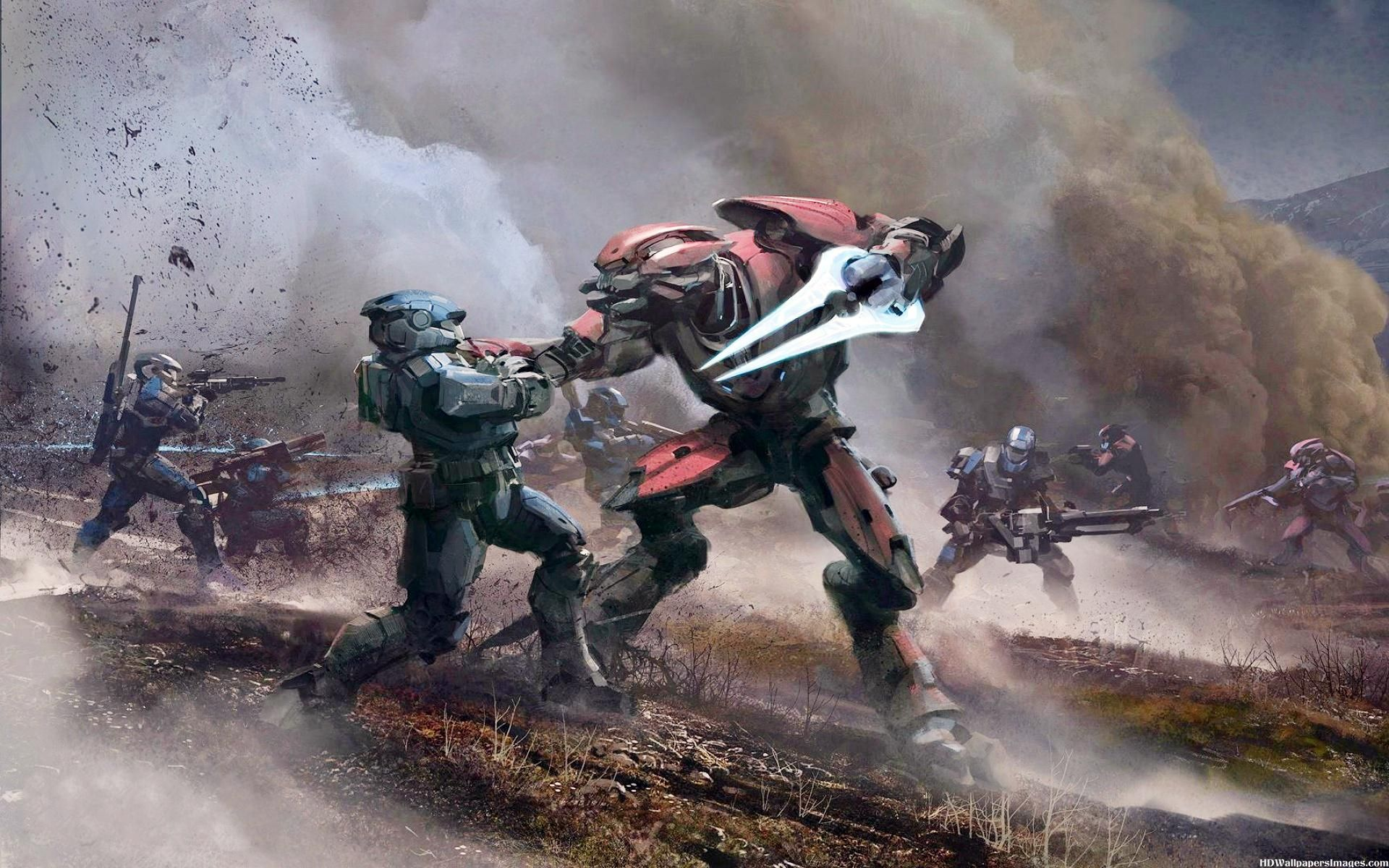 Halo Reach HD Wallpapers Amazing Wallpaperz 1920x1200