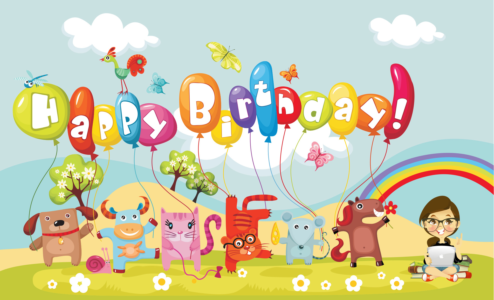 TOP} Happy Birthday Cake Images  Pictures Wishes Photos Wallpapers 2048x1246