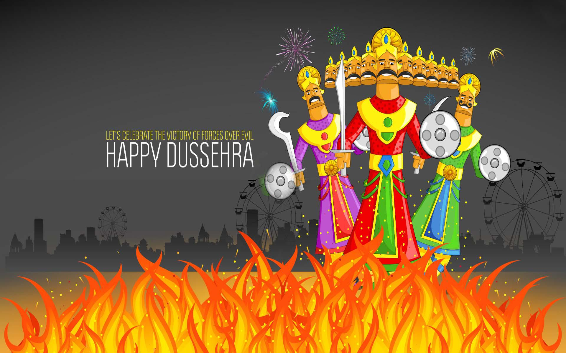 Dussehra Wallpapers Free Download HD Indian Festivals