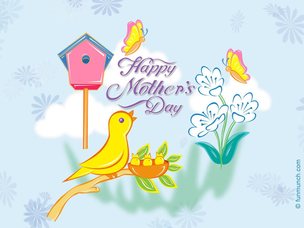 Happy Mothers Day Live Wallpaper Download 1024x768