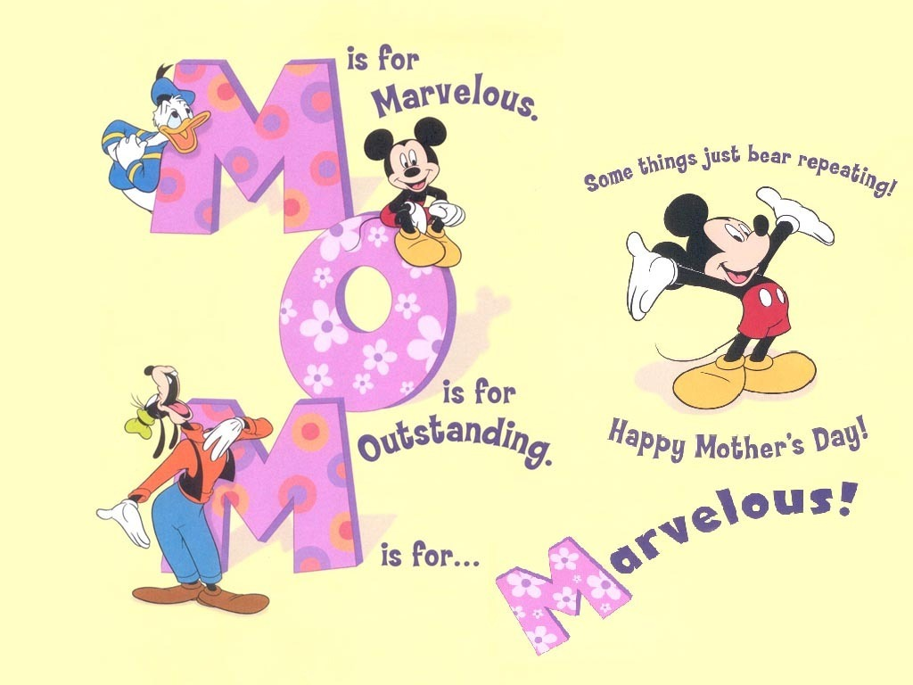 Happy Mothers Day Wallpapers Images and Greetings 1024x768