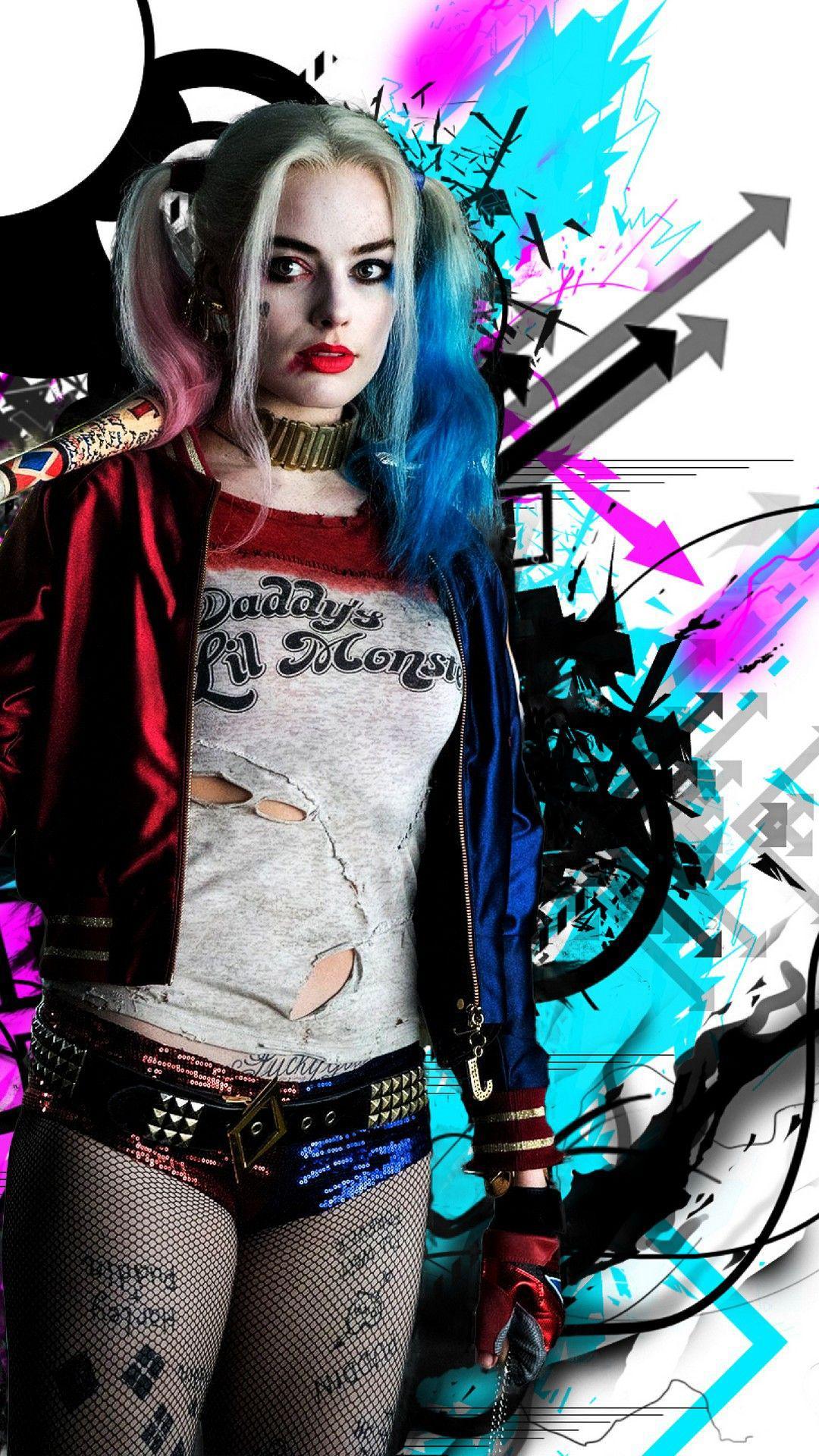Harley Quinn wallpaper HD (30 Wallpapers) - Adorable ...