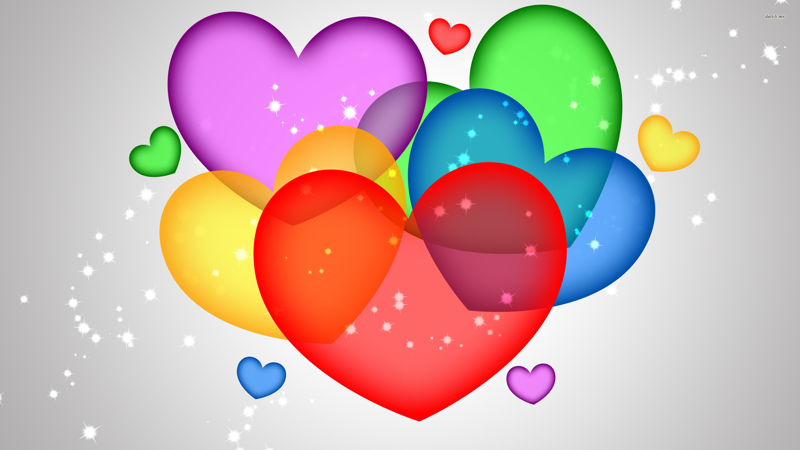 Love Heart HD Wallpapers  Lovely Hearts Wallpapers,Images 2560x1440