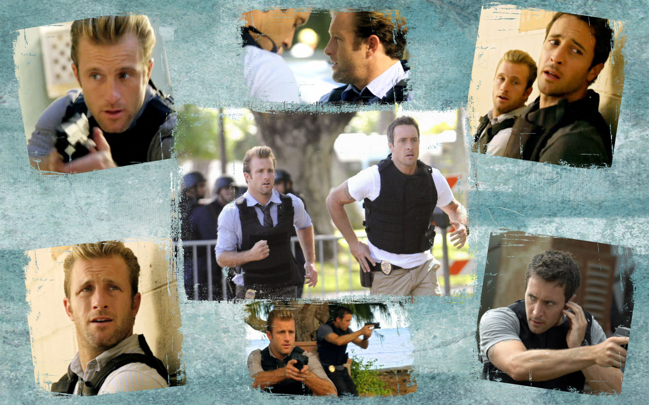 Hawaii Five banner/header by charmingangel on DeviantArt 1280x800
