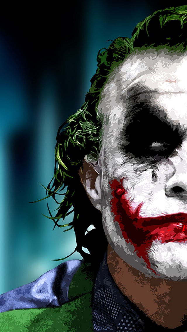 The Dark Knight HD Wallpapers  Backgrounds  Wallpaper  640x1136