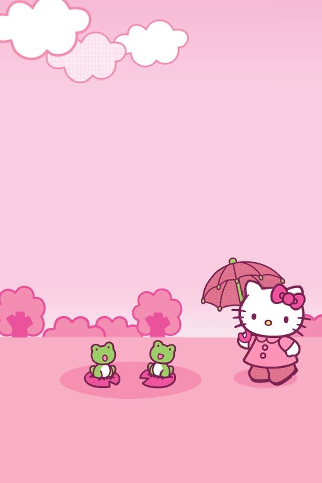 Hello Kitty Wallpaper Hello Kitty Wallpaper For Iphone Hello Kitty