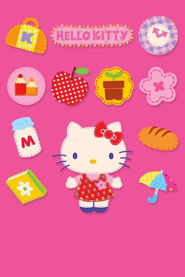 Hello Kitty Wallpaper Iphone 640x960