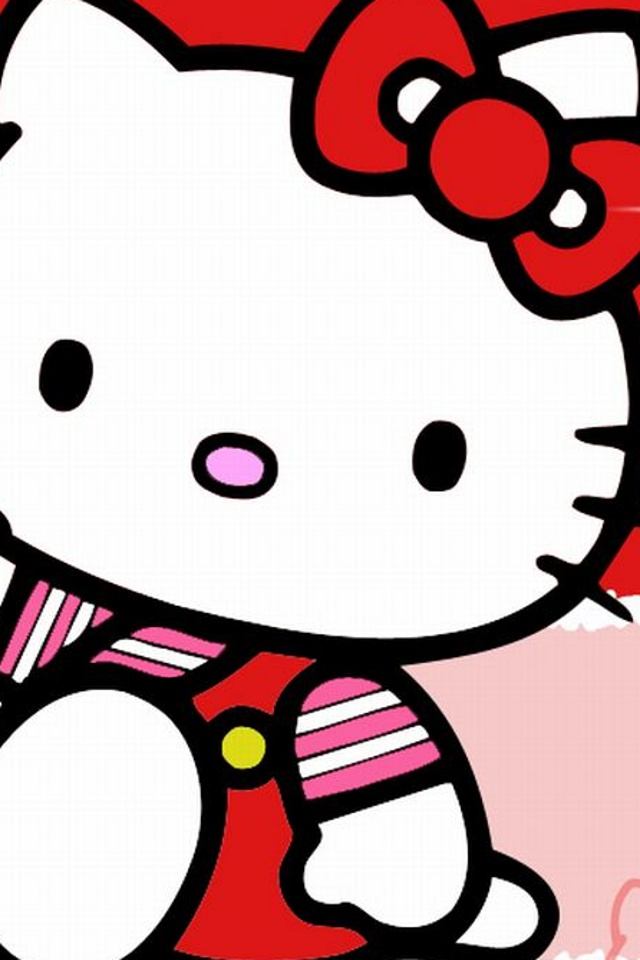 Hello Kitty IPhone Wallpaper Wallpapers 640x960
