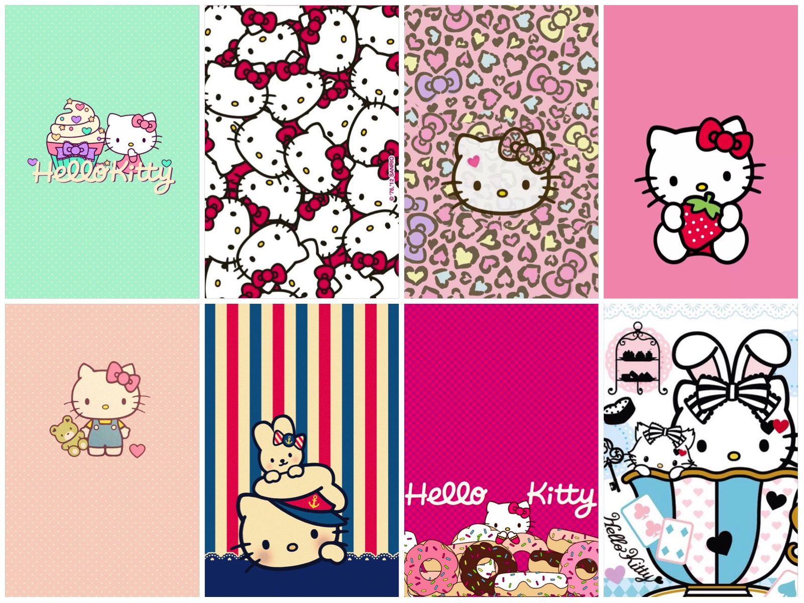 Hello kitty wallpaper and backgrounds 1601x1201 altavistaventures Choice Image