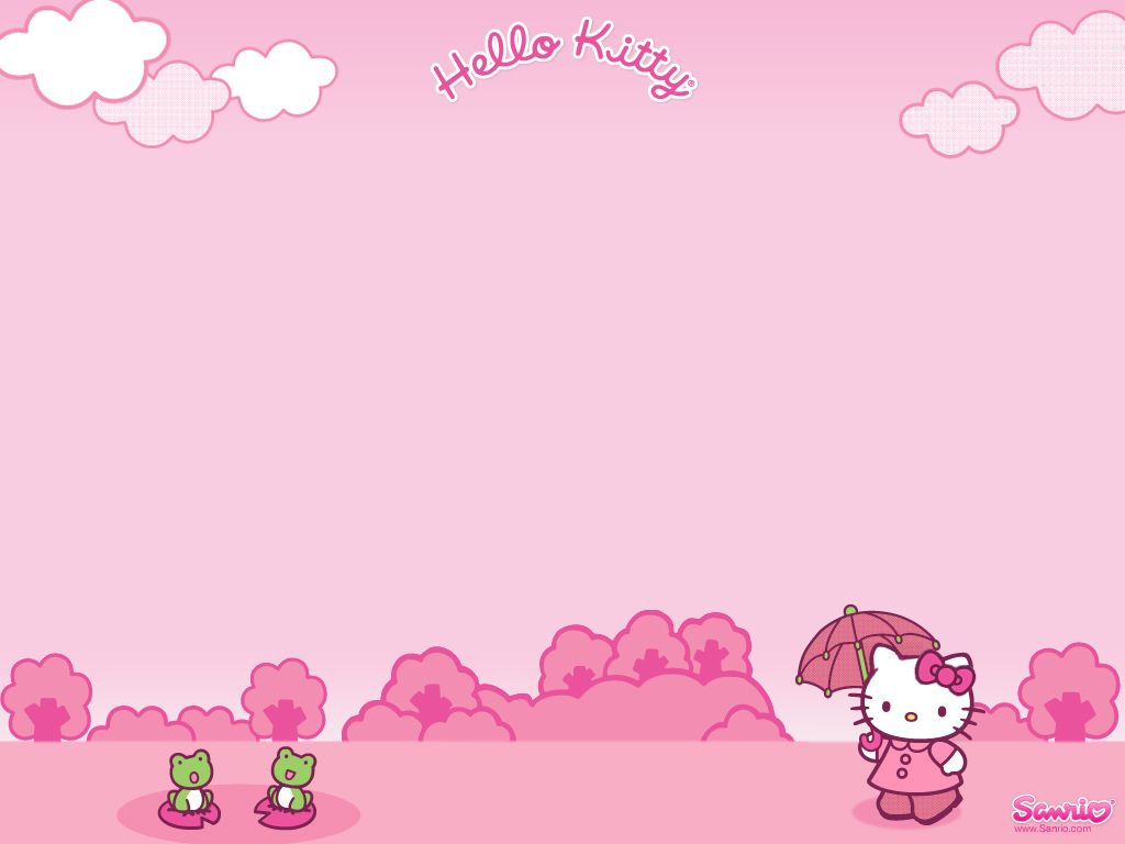 Hello Kitty Wallpapers 1024x768