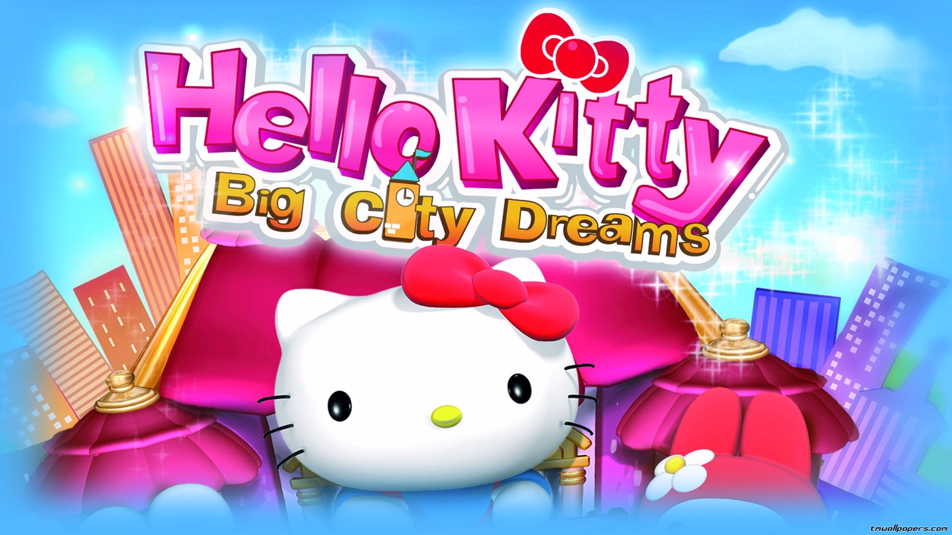 iPhone Hello Kitty Wallpapers Group  1920x1080