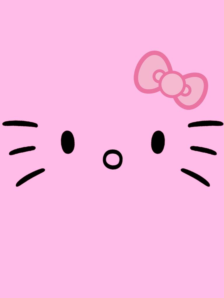 Best Hello Kitty Wallpaper Collection 768x1024