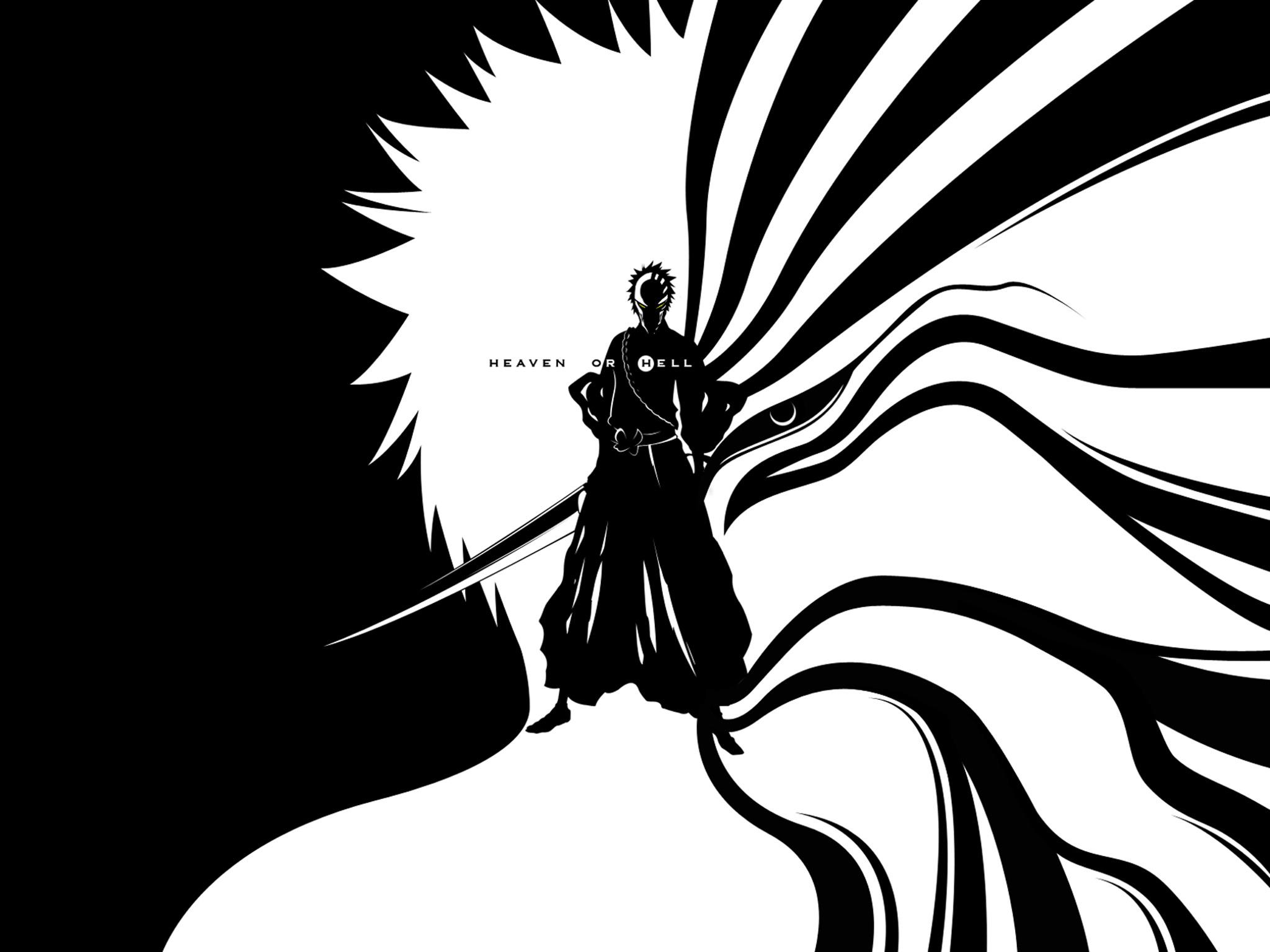 Download Bleach Ichigo Kurosaki Hollow Wallpaper Full 2048x1536