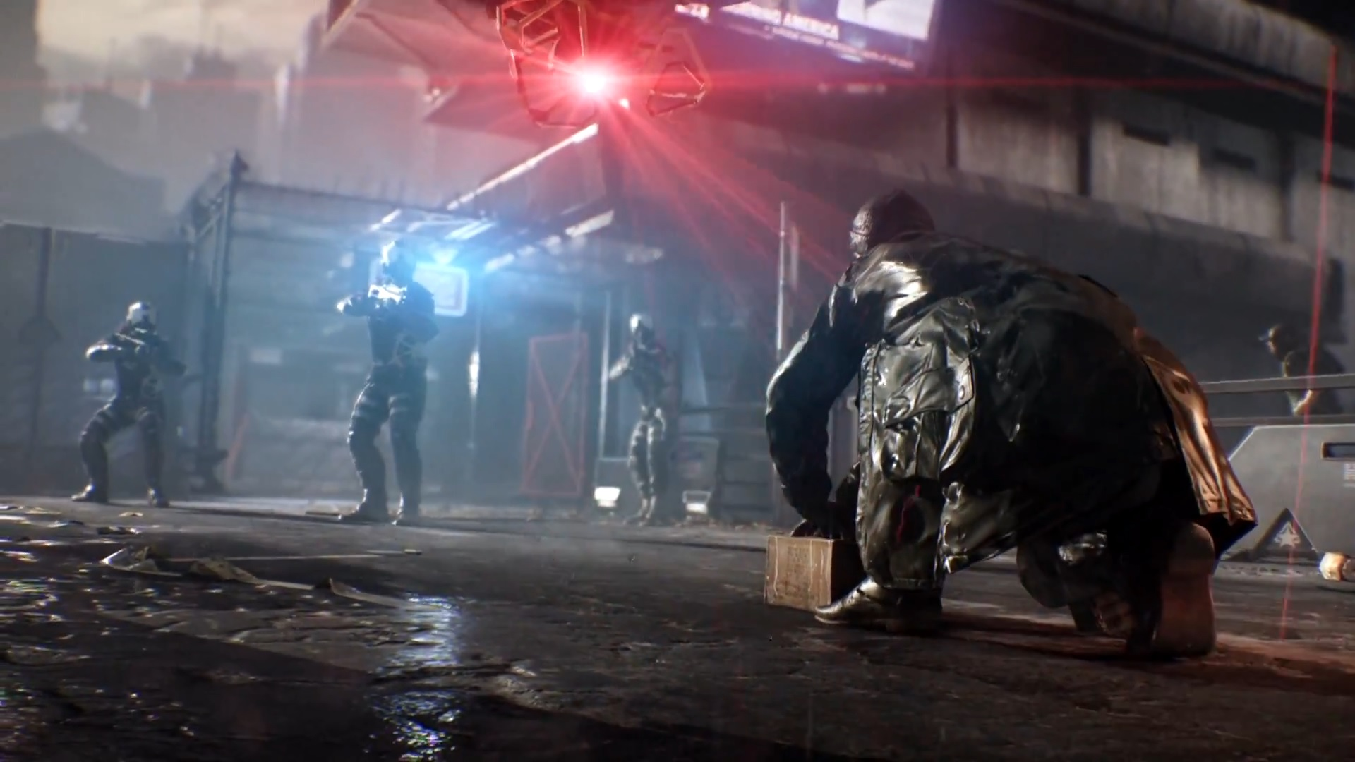 Download Wallpaper  Homefront the revolution, Homefront  1920x1080