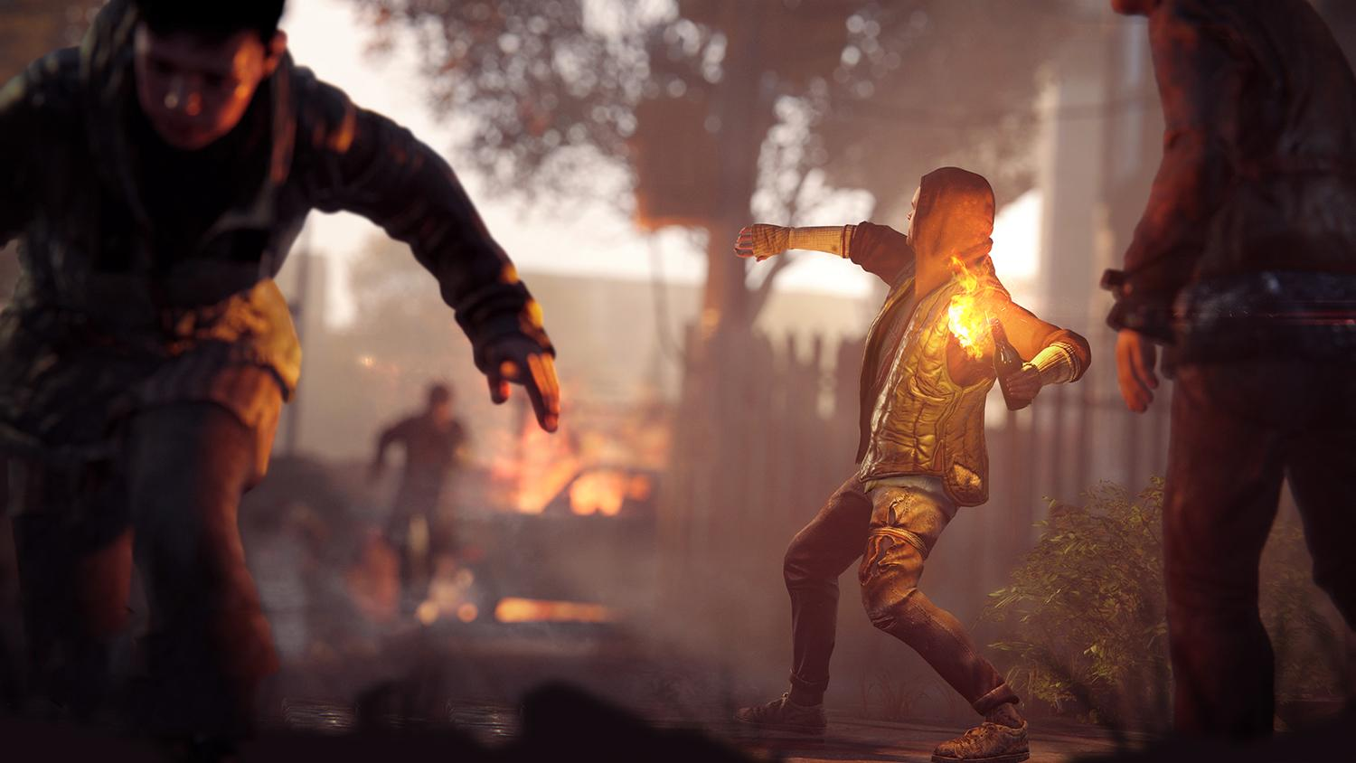 Homefront: The Revolution Trailer  (Xbox One, PS, PC 1500x844