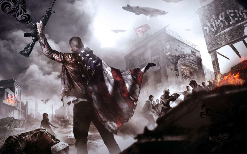 Homefront: The Revolution HD Wallpapers  Backgrounds 800x500