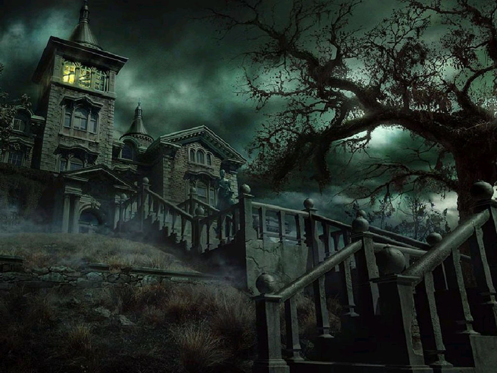 Scary Live Wallpapers For PC 1600x1200