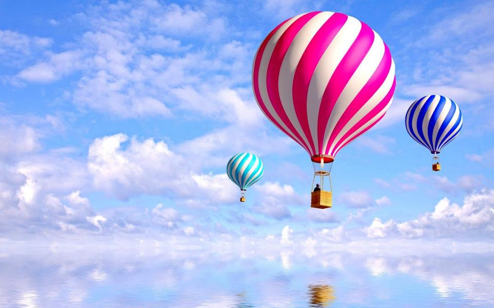 Hot Air Balloon HD Wallpapers  Backgrounds  Wallpaper  960x600