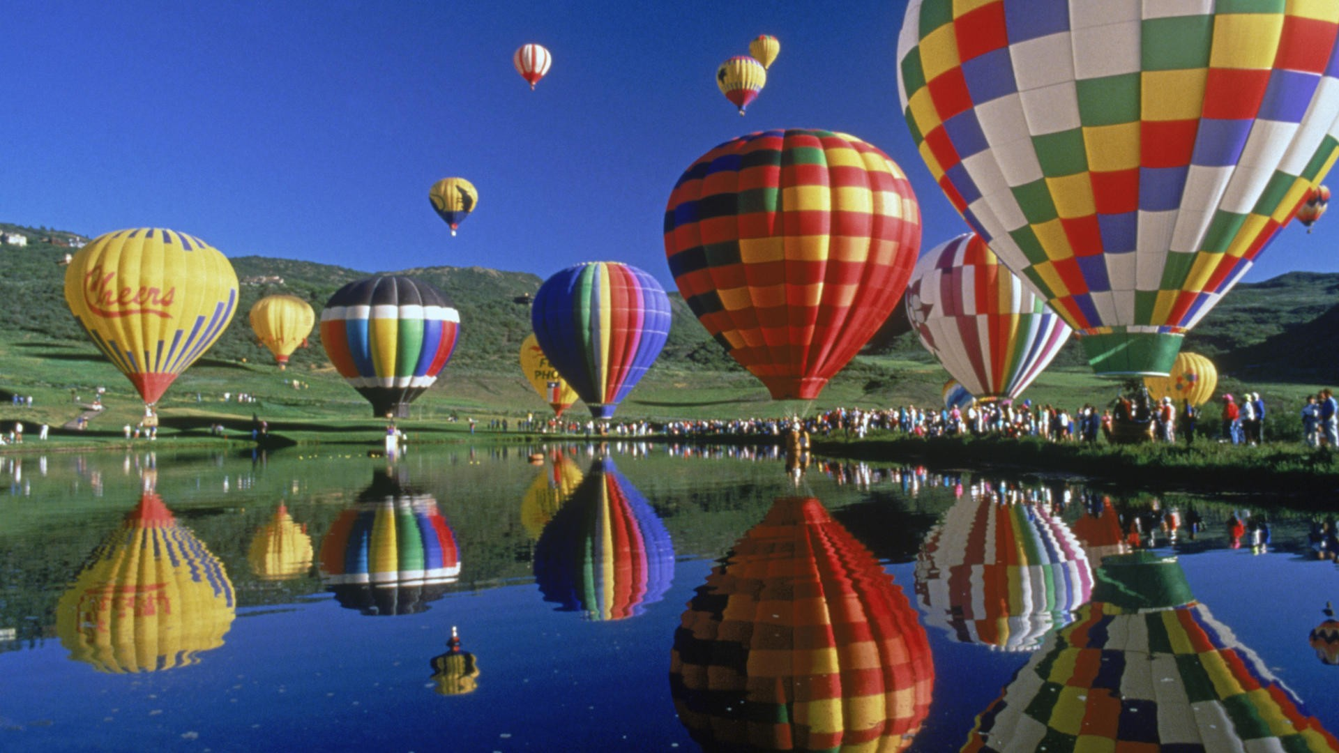 Hot Air Balloon Wallpapers  Fantasy Wallpapers Gallery  PC 1920x1080