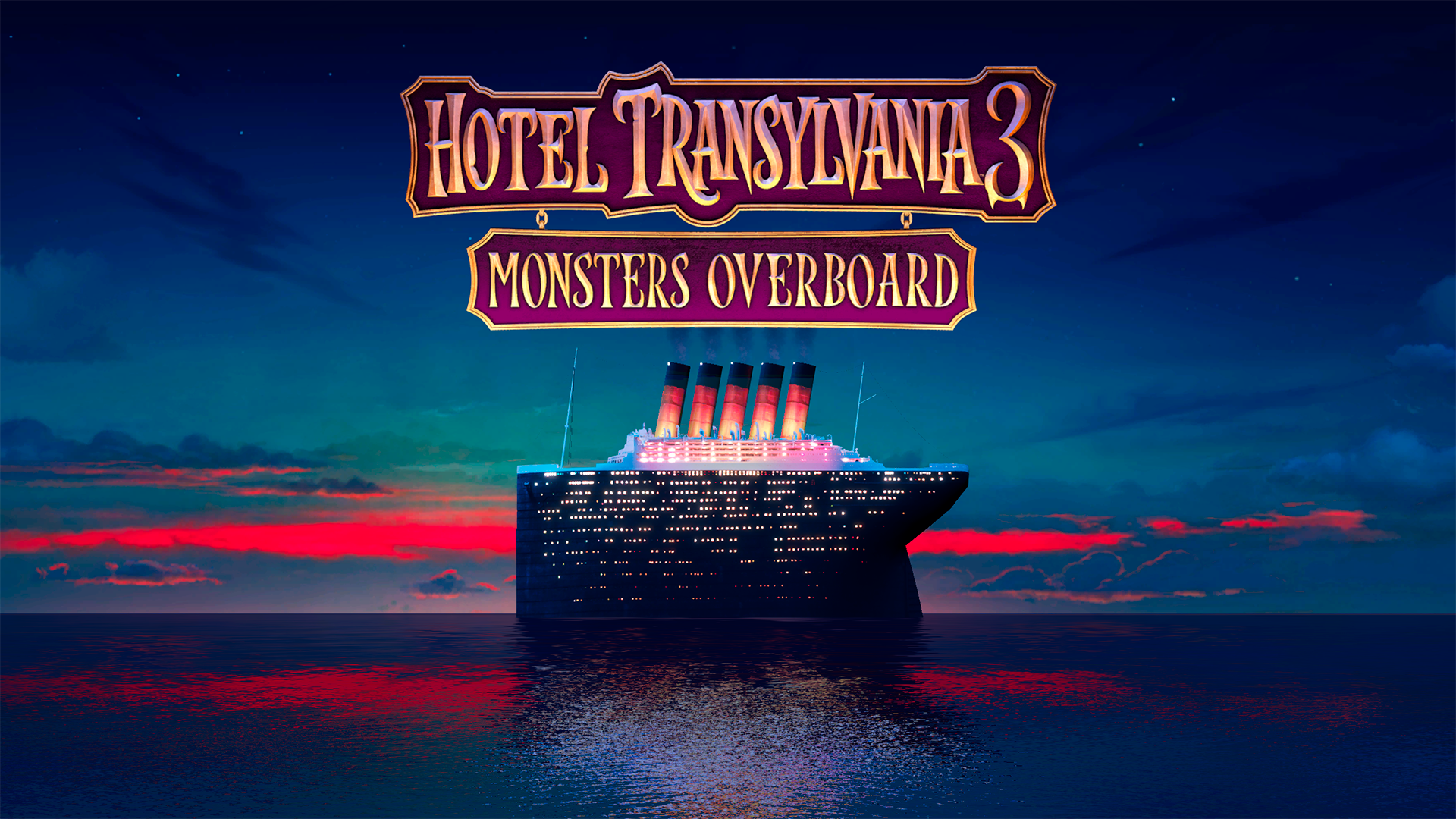 Hotel Transylvania Summer Vacation Обои Hotel Transylvania