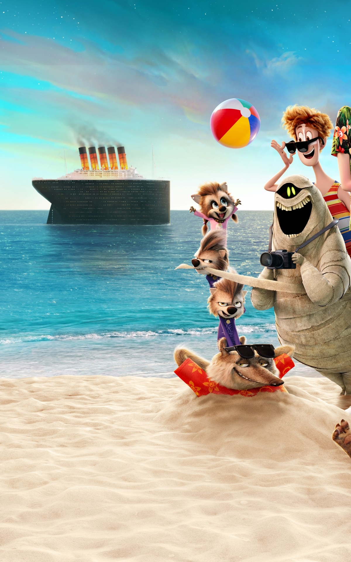 Hotel Transylvania Summer Vacation Twilight Sparkles Media