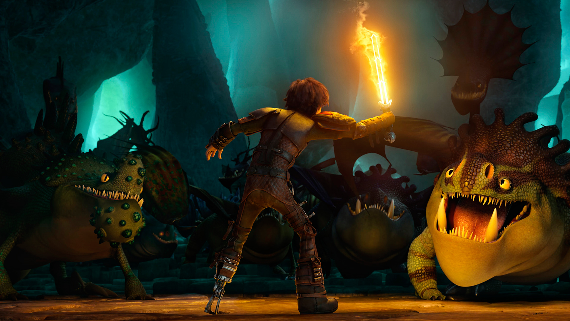 how to train your dragon 1 download kickass