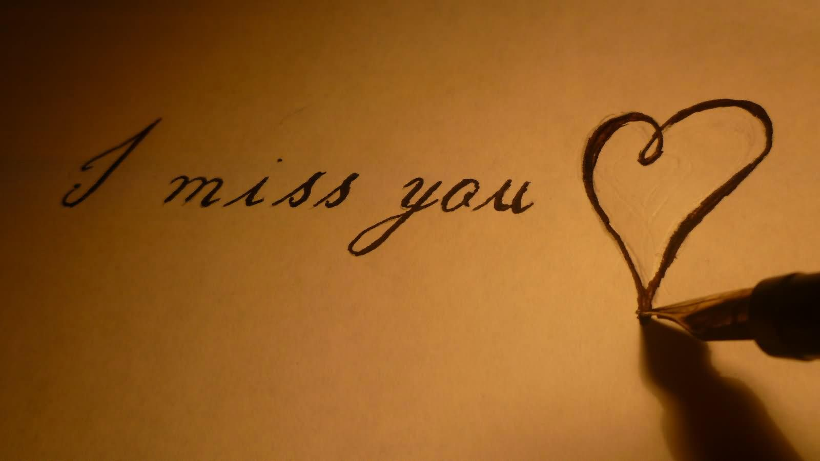 HD Quality Miss You Images, Miss You Wallpapers HD Base 1600x900