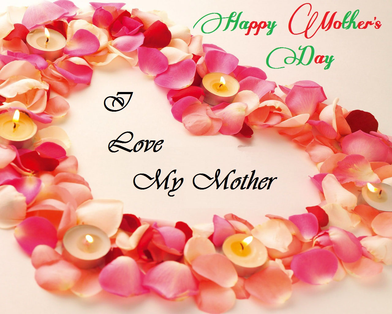 I Love My Mom Wallpapers  Wallpaper  1280x1024