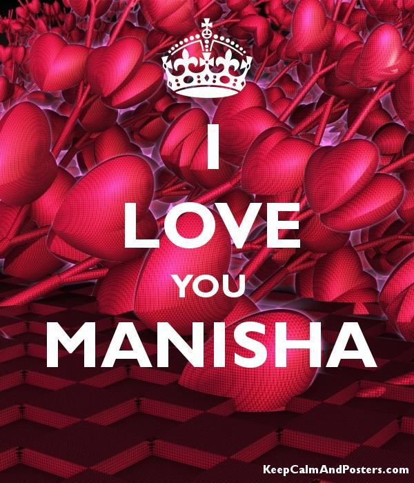 Manisha Name Live Wallpaper Nosirix