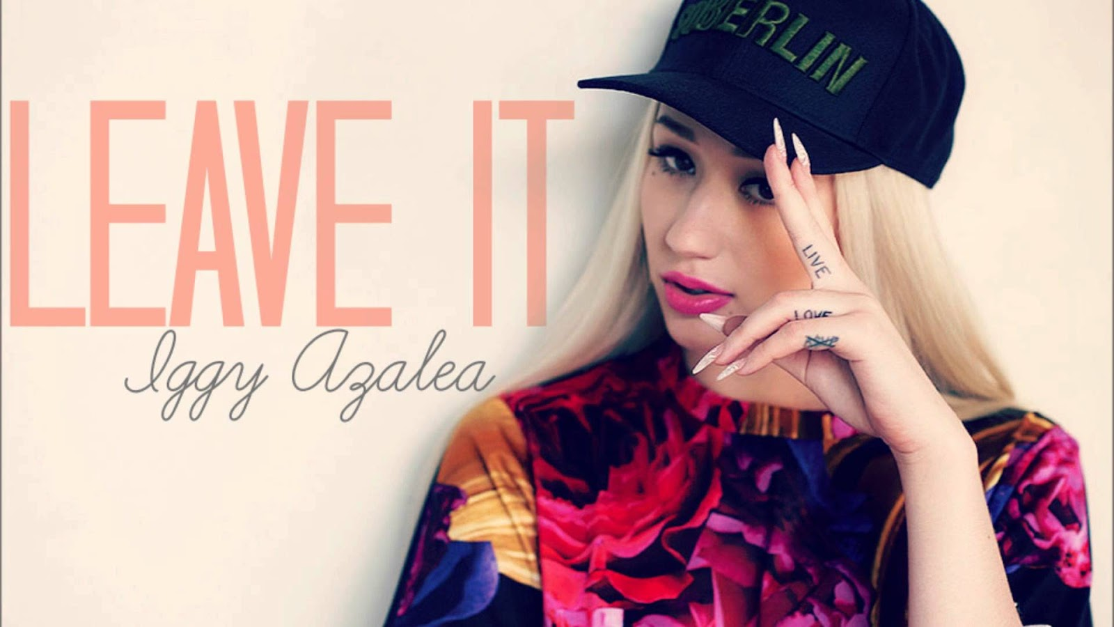 Iggy Azalea HD Desktop Wallpapers 1600x900