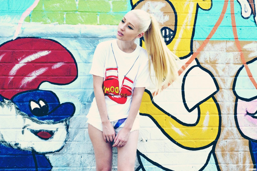 Iggy Azalea Wallpaper  Free iPhone Wallpapers 1024x682