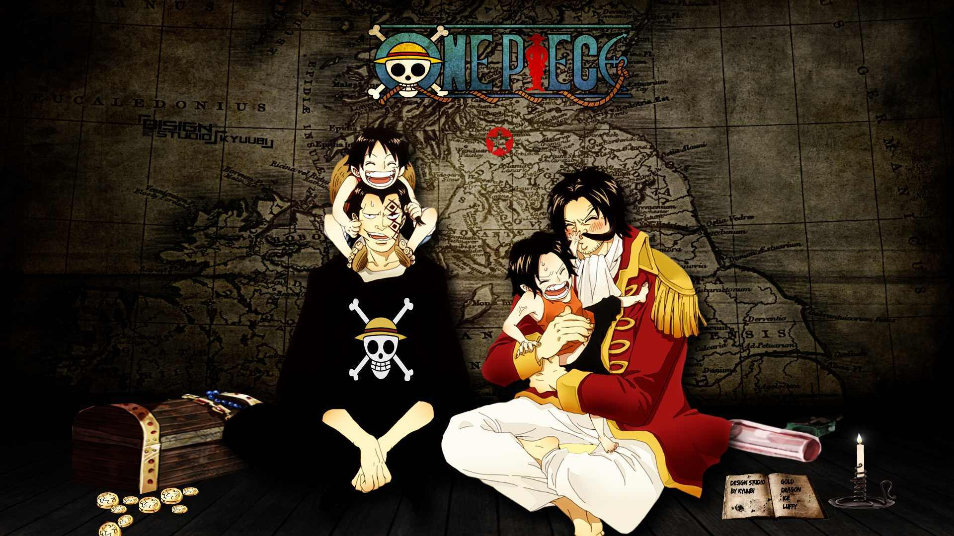 One Piece Wallpapers Wallpaper  1920x1080