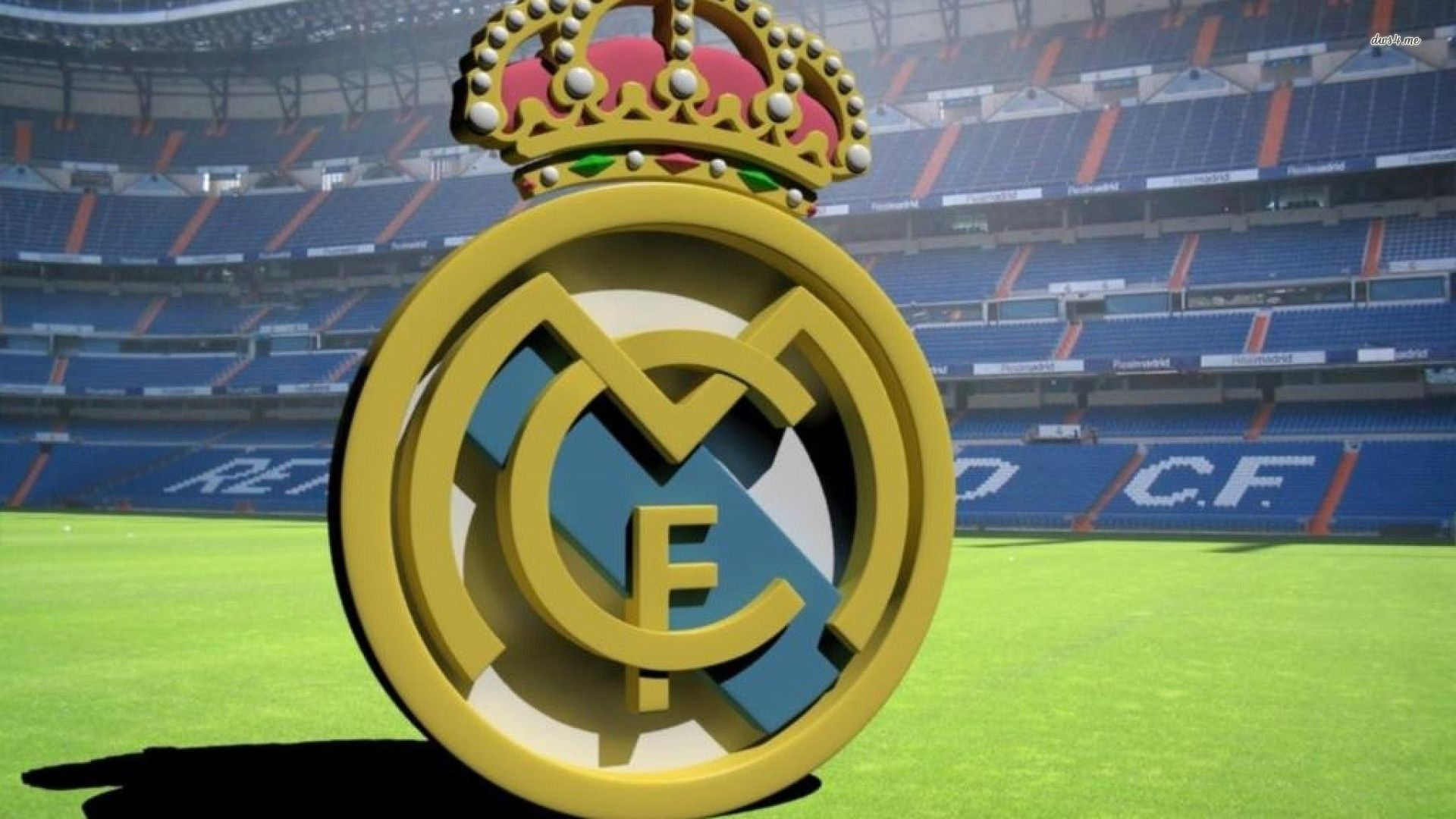 Real Madrid Logo Wallpaper Hd Pixelstalk Real Madrid Metal Logo Hd