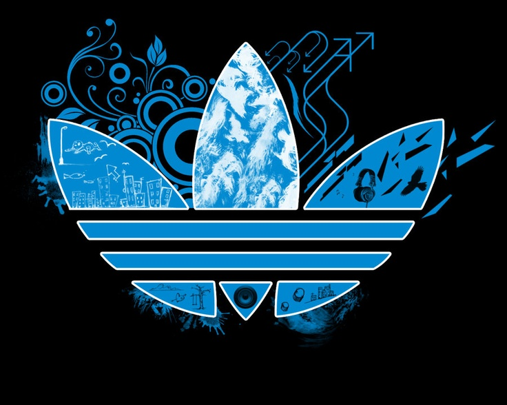 Adidas logo wallpapers wallpaper 736x588 voltagebd Image collections