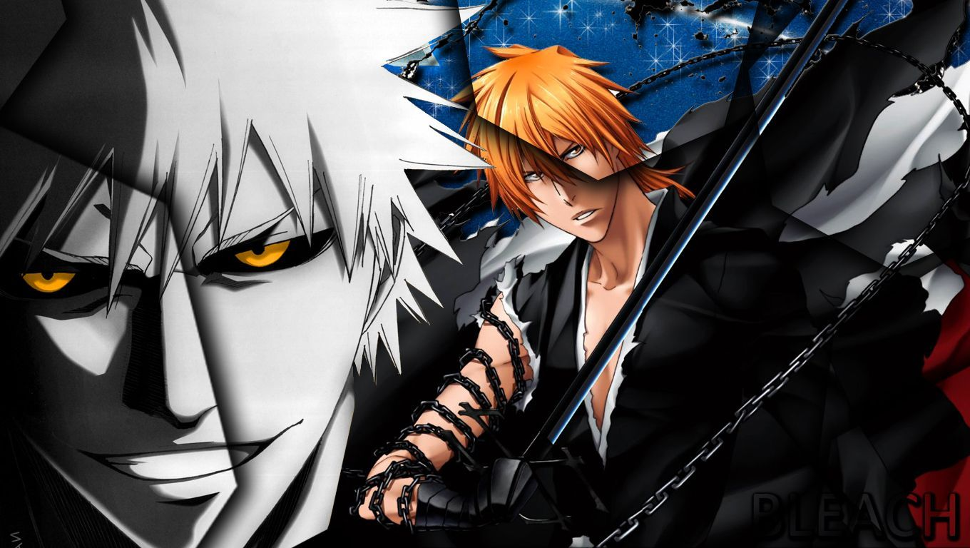 Awesome Bleach Wallpapers  Wallpaper  1360x768