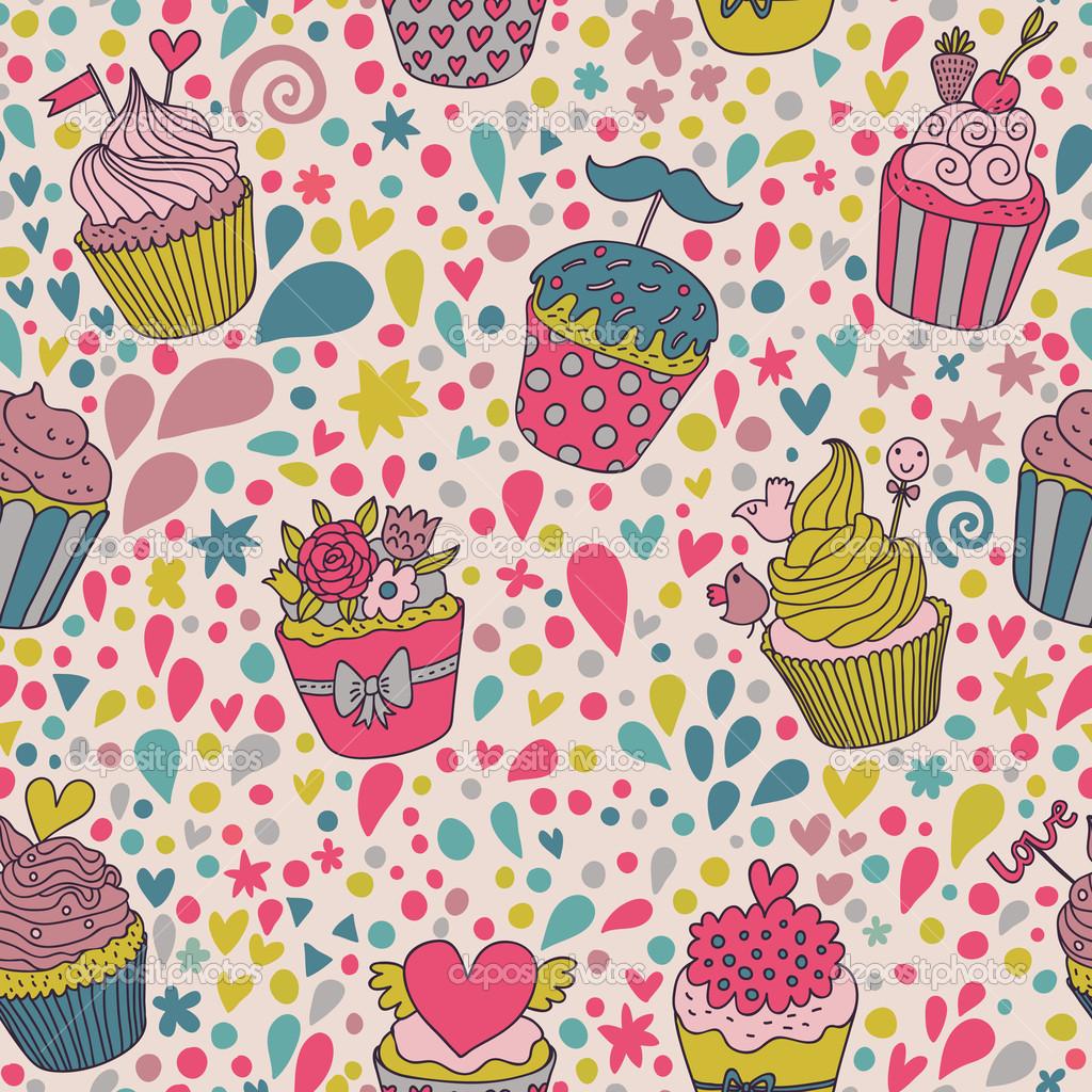 Cupcake Wallpaper: Imagenes De Cupcakes Wallpapers (6 Wallpapers)