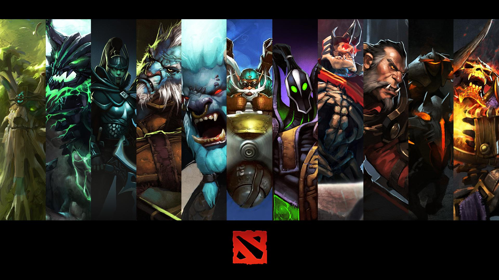 Dota  Wallpapers HD, Desktop Backgrounds, Images and Pictures 1920x1080