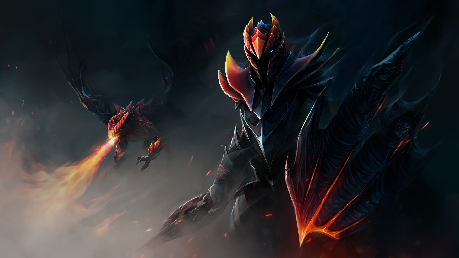 DOTA  HD Wallpapers and Backgrounds 1920x1080